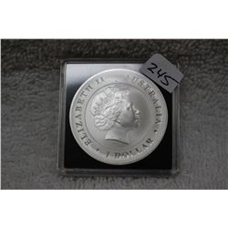 One Ounce Fine Silver Coin