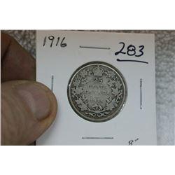 Canada Twenty-Five Cent (1)