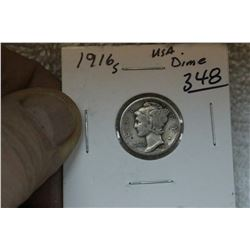 U.S.A. Ten Cent Coin (1)