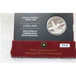 Five Dollar Coin (1)