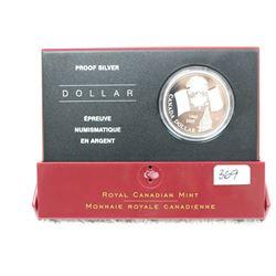 Canada Proof Silver Dollar