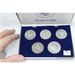 Edmonton Klondike Dollars (5)