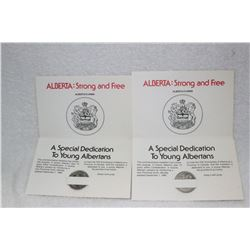 Medallion & Info Cards