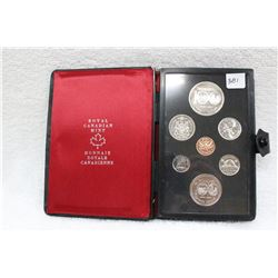 Canada Double Dollar Coin Set