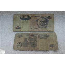 Banco Nacional De Angola Coins
