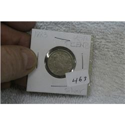 U.S.A. Five Cent Coin (1)