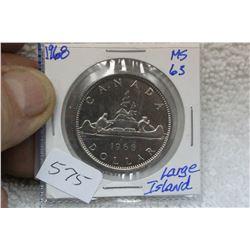 Canada Dollar Coins (2)