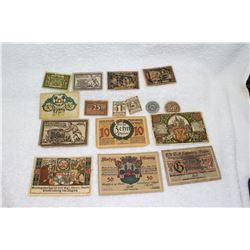Antique Bank Notes (16)