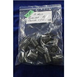 Bag of 10 Misc. Revolver Cylinders - Rimfire & Center Fire