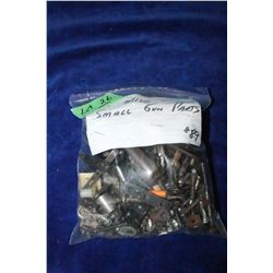 Bag of Misc. Small Gun Parts