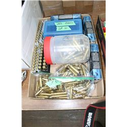 Flat of 243 Brass