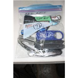 Bag of 10 Knives