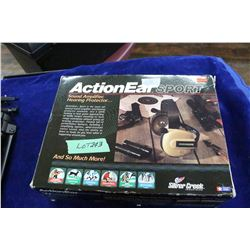 Action Ear Hearing Amplifier & Sound Protection