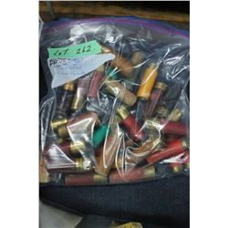 Bag of Collector Shot Shells