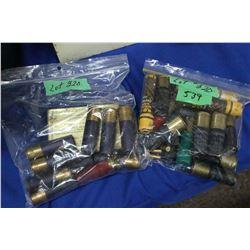 2 Bags of 12 & 16 gauge Shot Shells