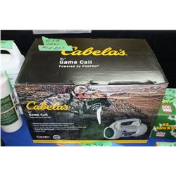 Battery Operated Cabela's Game Call - New in a Box