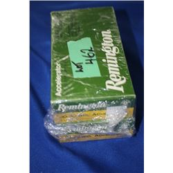 2 Boxes of 30-30 Winchester Accelerator, 50 gr. Soft Point