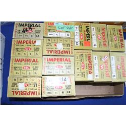 "14 Boxes of Imperial 12 ga. , 2 3/4"" - #5 & #6 Shot"