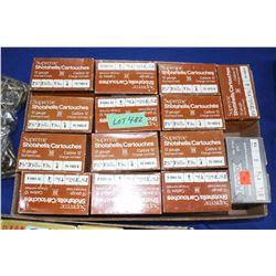 """13 Boxes of Supreme & 1 Box of Apollo 12 ga., 2 3/4"""" - #4 Shot"""