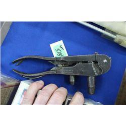 2 Antique Tools - 1884 Ideal No. 2, 38 Long & 1880 Win. No. 5, 40-60 (Rare)