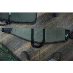 1 Fabric Gun Case (Green)