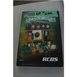 Hand Loading DVD