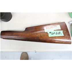 Winchester Gun Butt for Model 1886