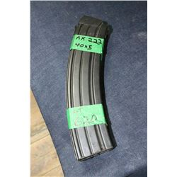 2 AK 223 (40 x 5) Magazines - Pinned at 5 Rnds