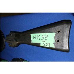 1 HK33 Gun Butt