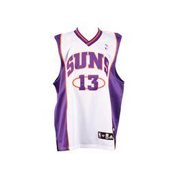 Steve Nash Autographed Suns Jersey