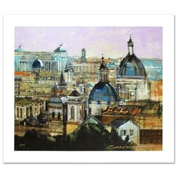 Rome Rooftops by Zwarenstein, Alex