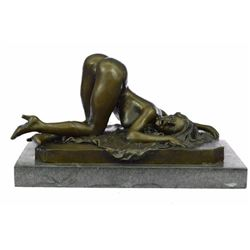 Erotic Bronze Sculpture Nude Art Sex Statue