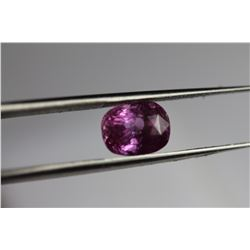 Natural Kashmir Cushion Pink Sapphire 2.23 Ct - VS
