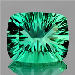 Natural Emerald Green Fluorite 30.82 Ct - FL