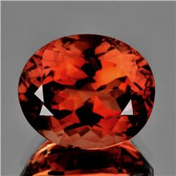 Natural Intense AAA Champagne Imperial Topaz 16x14 MM