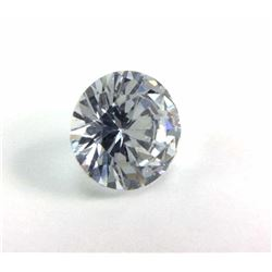 11 Ct. Round Faceted Lab Created Diamond