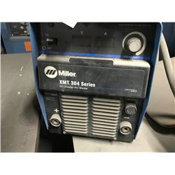 Miller XMT 304 CC/CV DC Inverter Arc Welder
