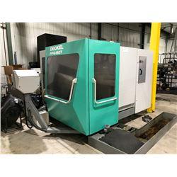Deckel FP4-60T CNC Vertical Machining Center