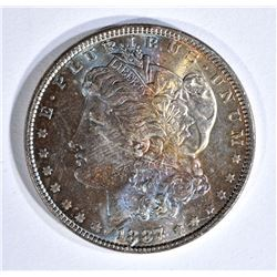 1887 MORGAN DOLLAR  GEM BU