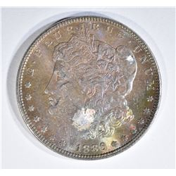 1886 MORGAN DOLLAR  GEM BU