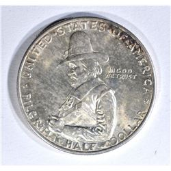 1920 PILGRIM COMMEM HALF DOLLAR