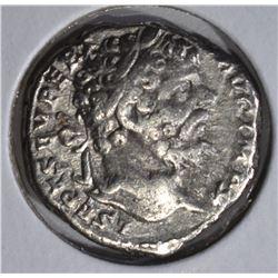 193-211 AD SILVER DENARIUS ROME