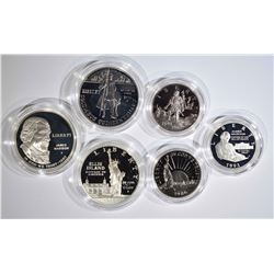 3 2-COIN PROOF SETS