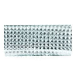 Peggy Sparly Silver Evening Clutch