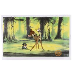 Bambi by The Walt Disney Company Limited Edition Serigraph
