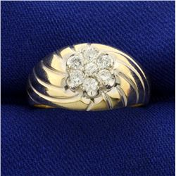 1/3ct TW Diamond Ring in 14K Yellow Gold