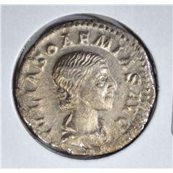 222AD SILVER DENARIUS ROME