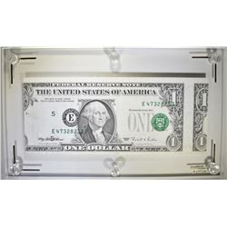 1995 $1 FEDERAL RESERVE NOTE FR1921