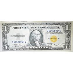 1935 A $1 SILVER CERTIFICATE  AU  FR2306