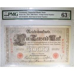 1910 PRE-WWI 1000 MARK #614347D